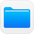 FileBrowser integrates with the iOS files app
