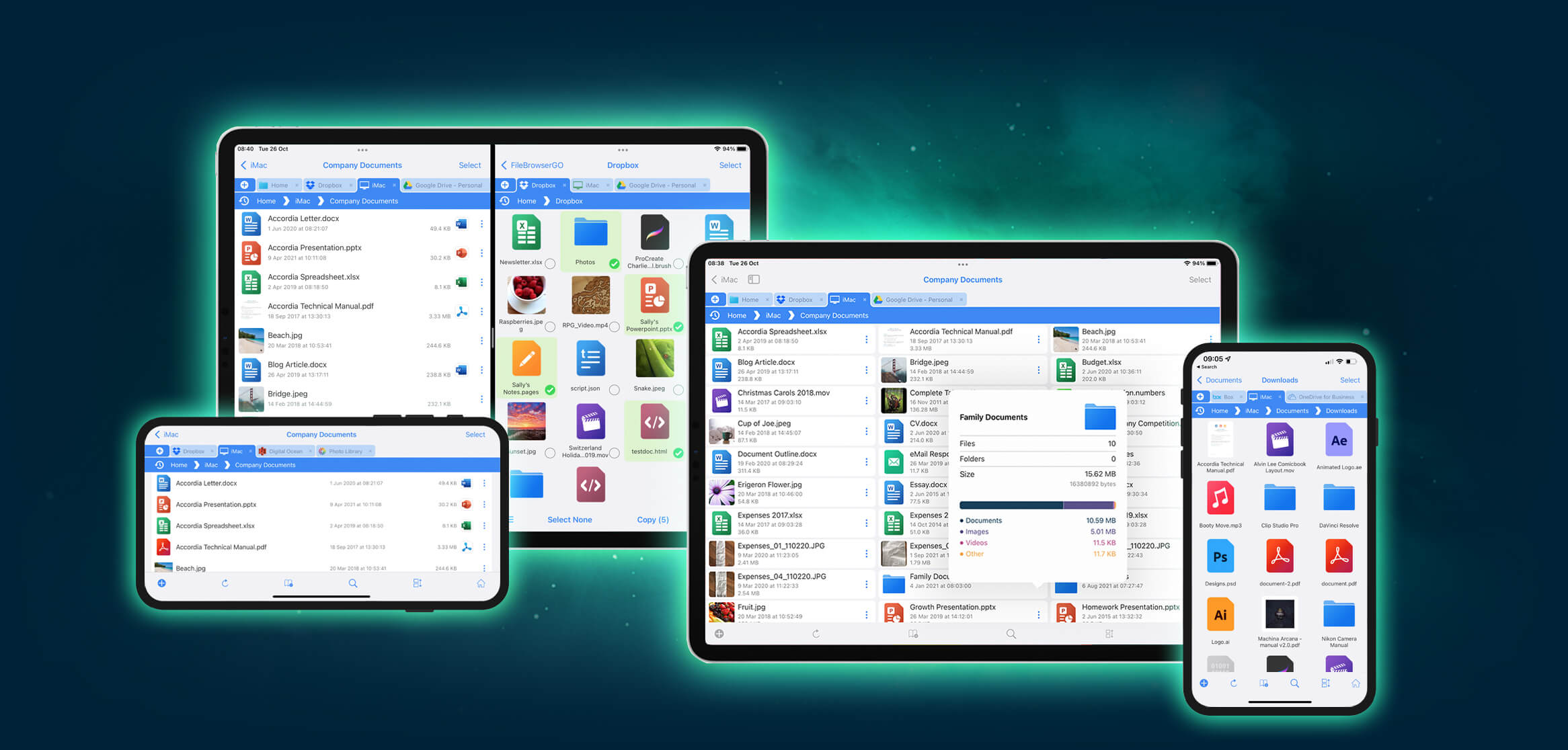 The best file manager app for iPad and iPhone